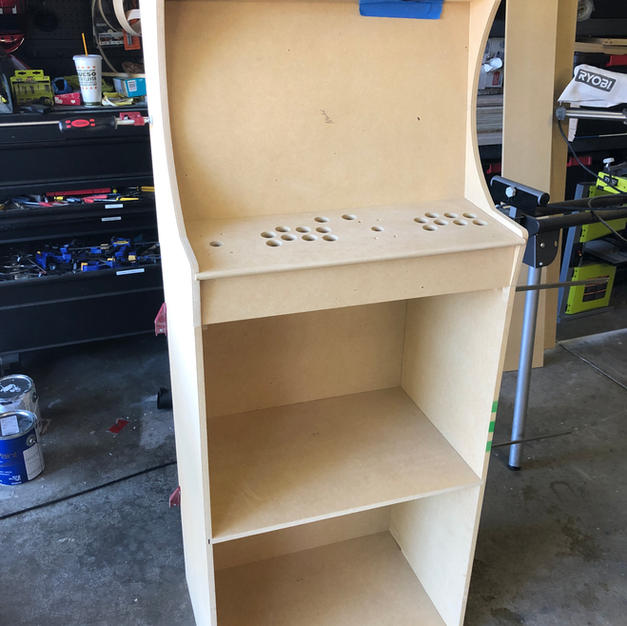 Full-Size Cabinet