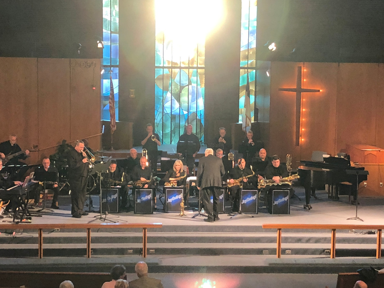 JoySwing! Jazz Orchestra in Concert