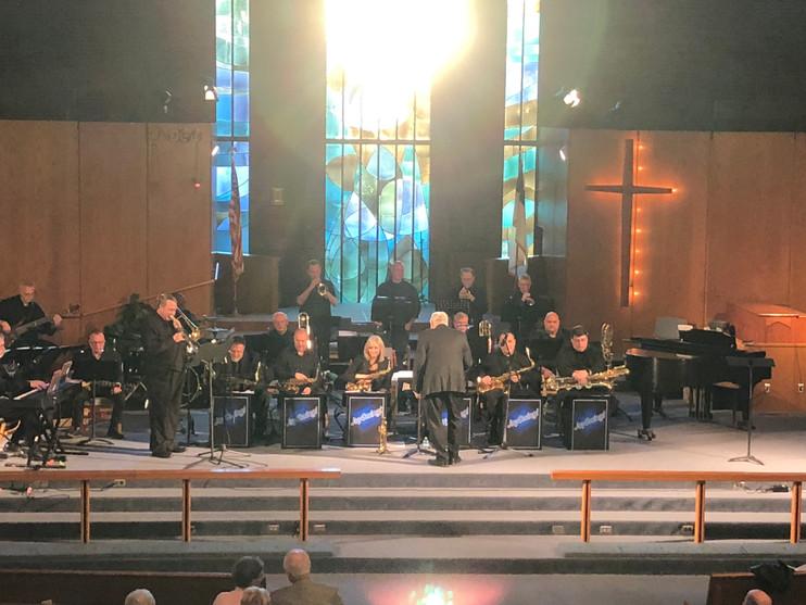 JoySwing! Jazz Orchestra in Concert