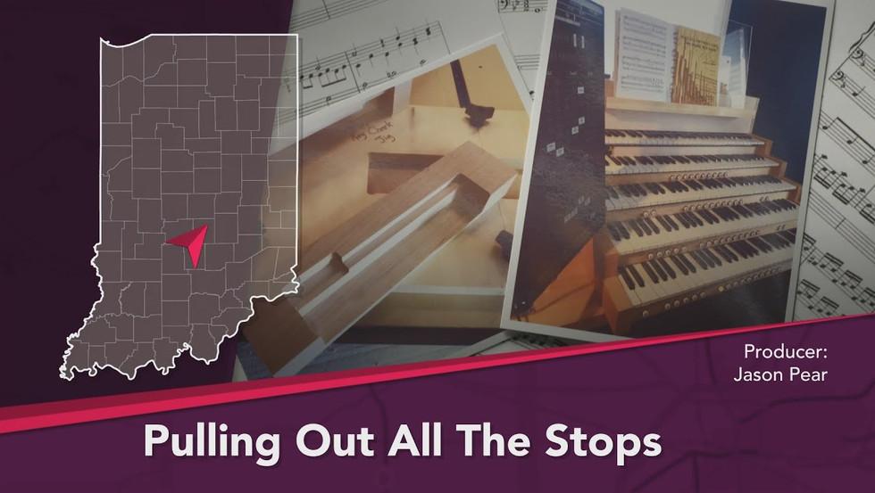 Journey Indiana - Greenwood UMC's Hauptwerk Organ