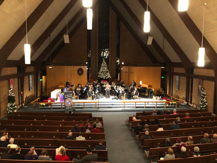 Crossroads Brass Band Christmas Concert