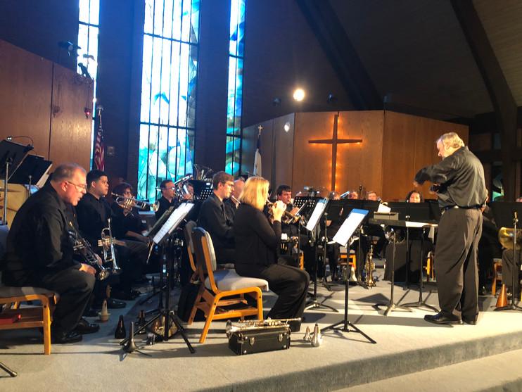 Indianapolis Brass Choir Concert
