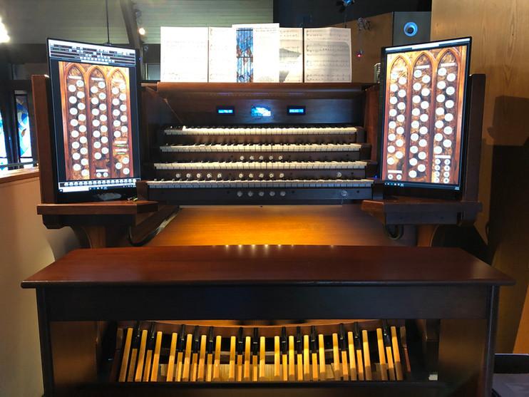 The Hauptwerk Organ
