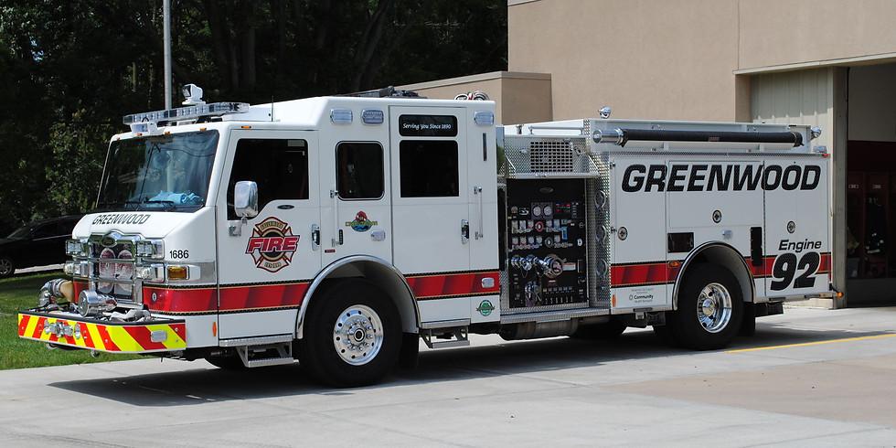 Preschool - Fire Station Field Trip