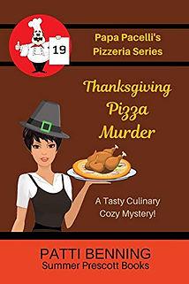 Thanksgiving Pizza Murder