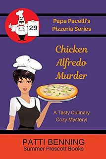 Chicken Alfredo Murder