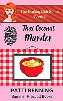 Thai Coconut Murder