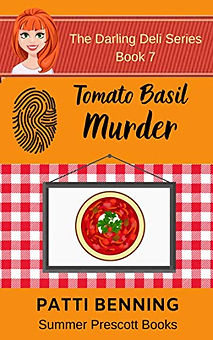 Tomato Basil Murder