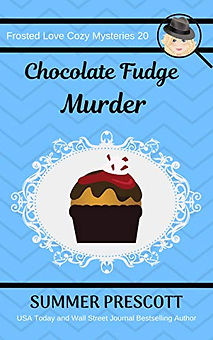 Chocolate Fudge Murder
