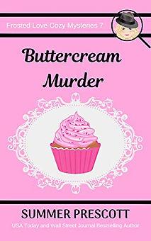 Buttercream Murder
