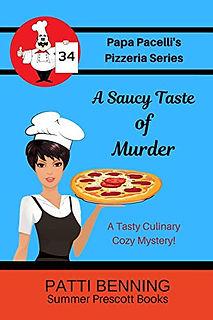 A Saucy Taste of Murder