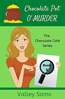 Chocolate Pot o Murder