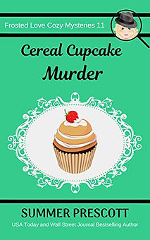 Cereal Cupcake Murder