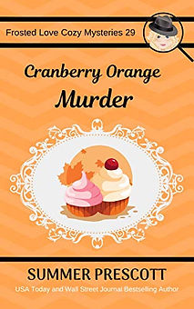 Cranberry Orange Murder
