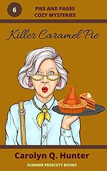 Killer Caramel Pie