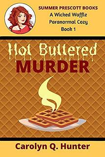 Hot Buttered Murder