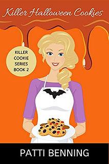 Killer Halloween Cookies
