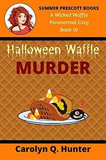 Halloween Waffle Murder