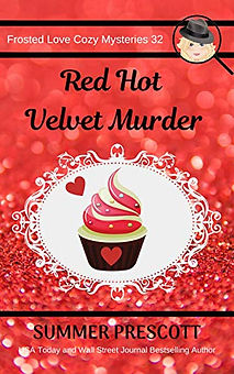 Red Velvet Murder