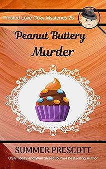 Peanut Buttery Murder