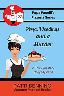 Pizza Weddings and Murder