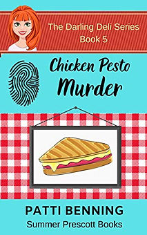 Chicken Pesto Murder