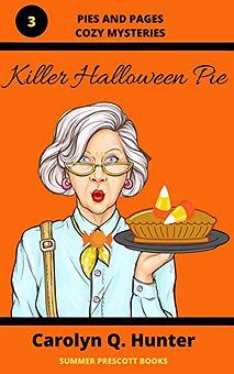 Killer Halloween Pie