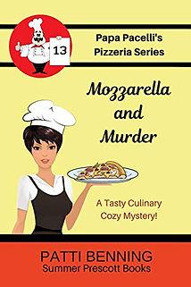 Mozzarella and Murder