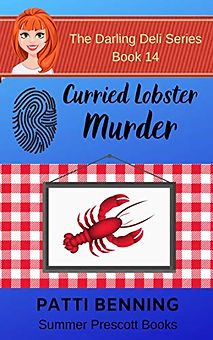 Curried Lobster Murder