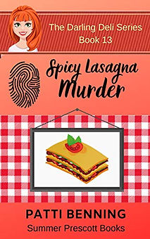 Spicy Lasagna Murder
