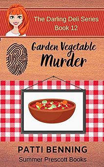 Garden Vegetable Murder