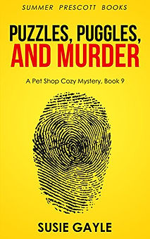 Puzzles, Puggles, and Murder