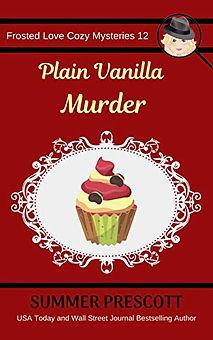 Plain Vanilla Murder