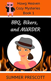 BBQ, Bikers, and Murder