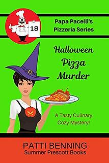 Halloween Pizza Murder