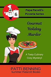 Gourmet Holiday Murder