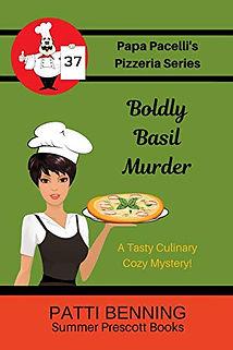 Boldly Basil Murder