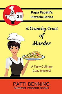 A Crunchy Crust of Murder
