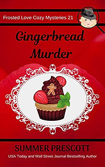 Gingerbread Murder