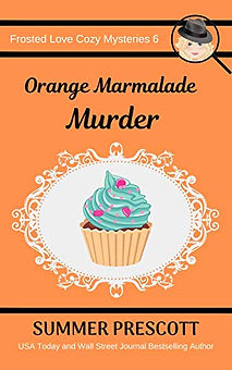 Orange Marmalade Murder
