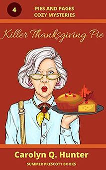 Killer Thanksgiving Pie