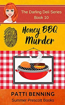 Honey BBQ Murder