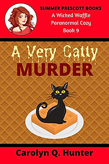 A Very Catty Murder