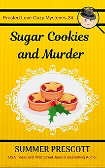 Sugar Cookies and Murder