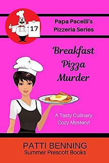Breakfast Pizza Murder