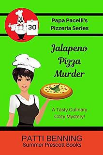 Jalapeno Pizza Murder