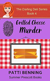 Grilled Cheese Murder