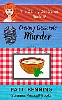 Creamy Casserole Murder
