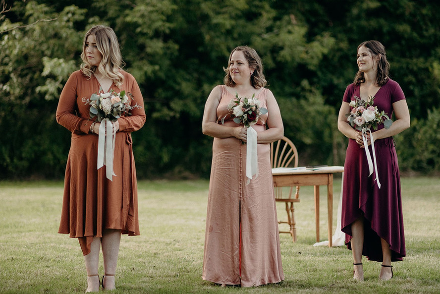 Gayle and Daniel's Romantic, Late-Summer Wedding