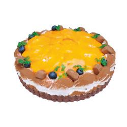 オレンジショコラタルト